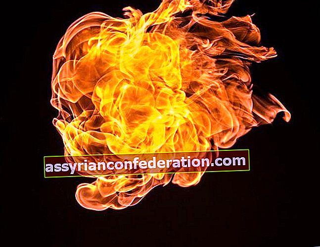 Apa artinya melihat api dalam mimpi? Dalam mimpi itu, ekspresi api dan pemadaman api