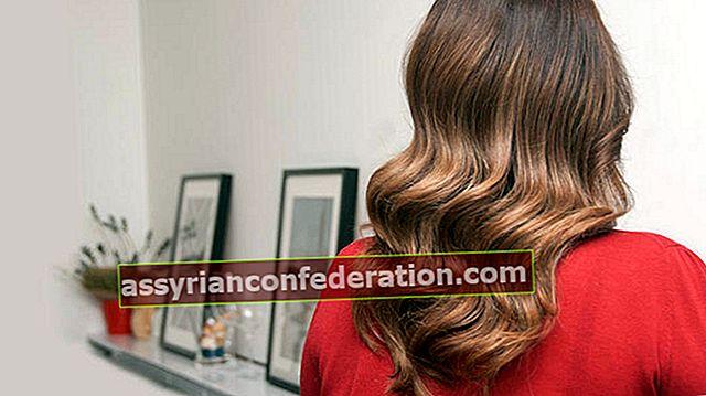 Per chi è buono il colore dei capelli castano dorato? Scorre? Come mantenere?