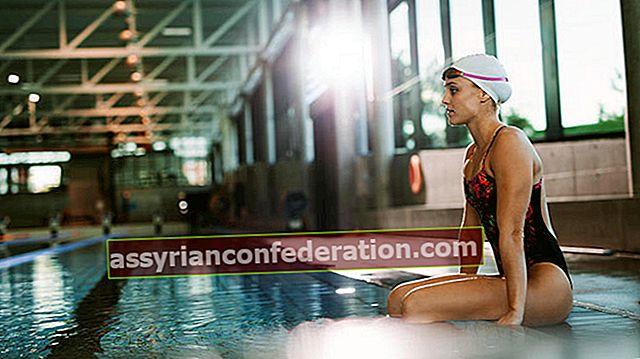 Il nuoto aiuta con la perdita di peso?