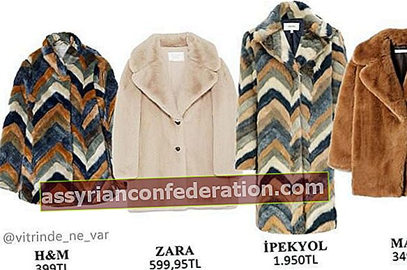 Model Coat Trend Musim