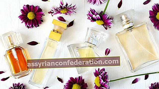 Qual è la differenza tra Eau De Parfum e Eau De Toilette?