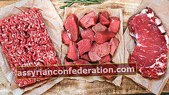 Apa artinya melihat daging dalam mimpi? Makan daging mentah dan dimasak dalam mimpi