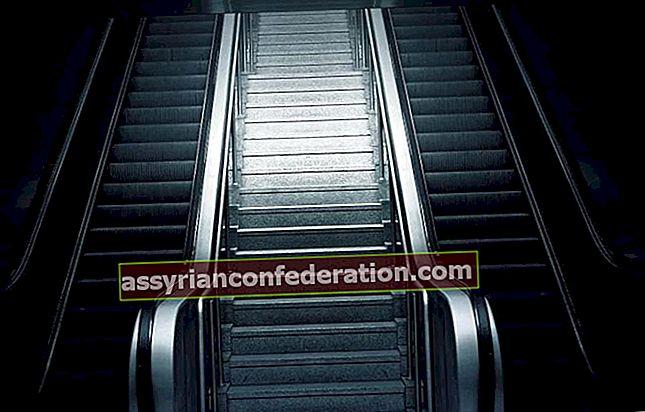 Apa artinya melihat tangga dalam mimpi? Arti naik dan turun tangga dalam mimpi