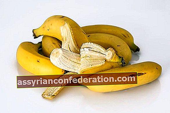 바나나를 섭취해야하는 7 가지 이유