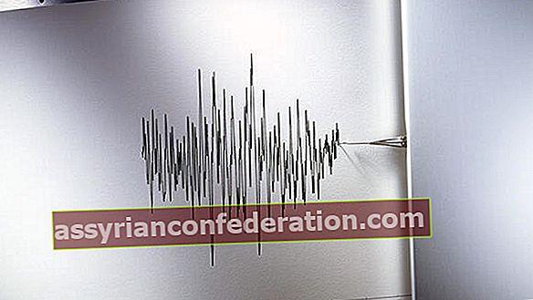Apa artinya melihat gempa dalam mimpi? Arti mimpi gemetar saat gempa