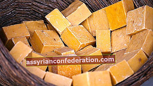 Come usare il sapone Bıttım per capelli e pelle?