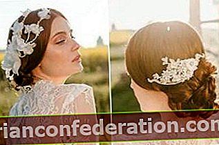 Apa yang harus diperhatikan oleh pengantin wanita ketika menyiapkan rambutnya?
