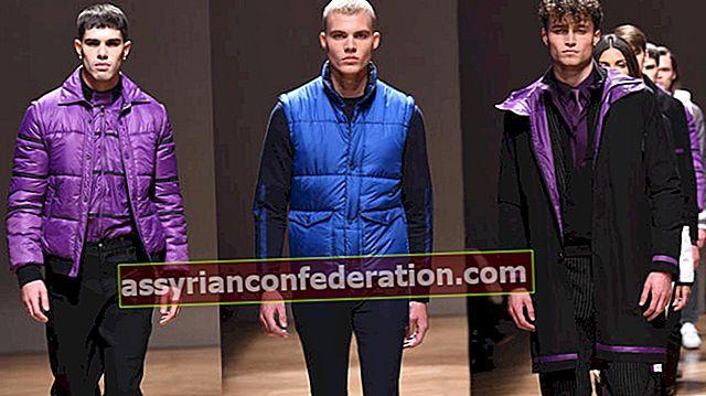 Satu-satunya Pereka Turki pada Minggu Fesyen Lelaki Milan 2020