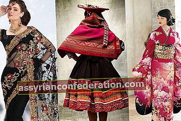 Pakaian dan Ciri Tradisional Negara!