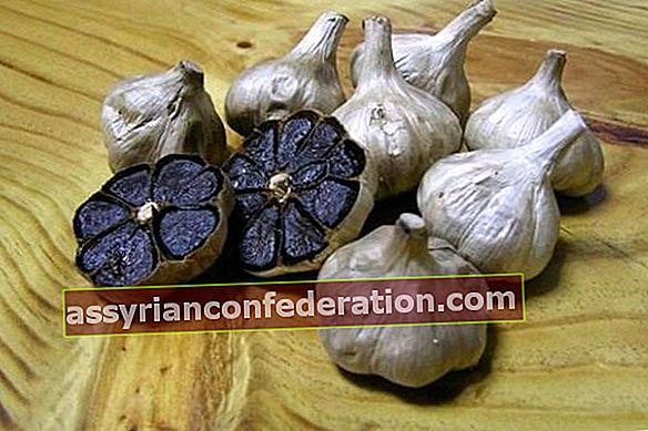 Non crederai ai benefici dell'aglio nero!