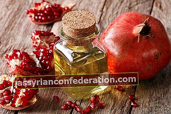 Cos'è l'olio di semi di melograno? Quali sono i vantaggi?