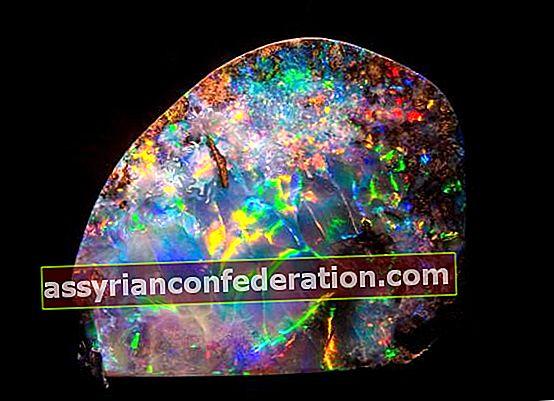 Cos'è la pietra opale, dove e come trovarla? Come capire la pietra opale? Caratteristiche e vantaggi