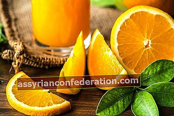Vantaggi sconosciuti e vari usi dell'arancia