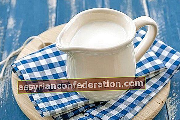Come lisciare i capelli con il latte a casa? Ricetta per maschera lisciante al latte
