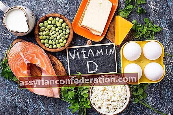 Quali alimenti promuovono l'assunzione di vitamina D?
