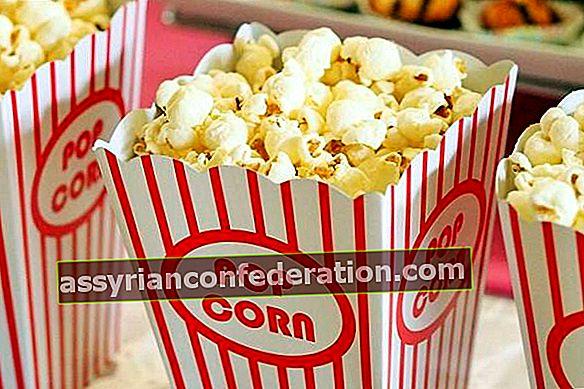Il popcorn si indebolisce?