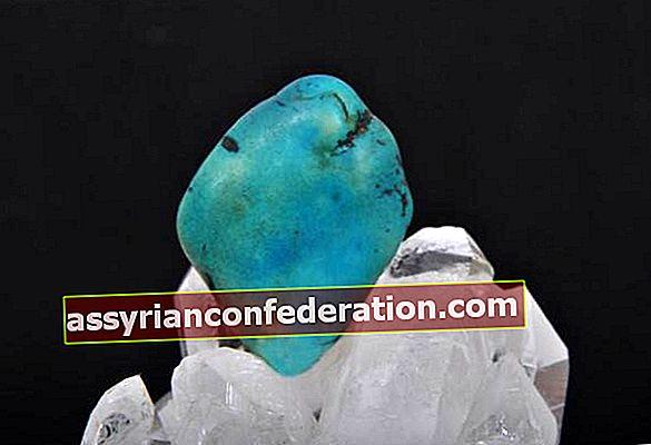 Cos'è la pietra turchese, dove e come si trova? Come capire la pietra turchese? Caratteristiche e vantaggi
