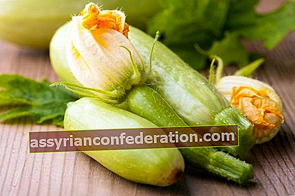 13 benefici poco sconosciuti delle zucchine