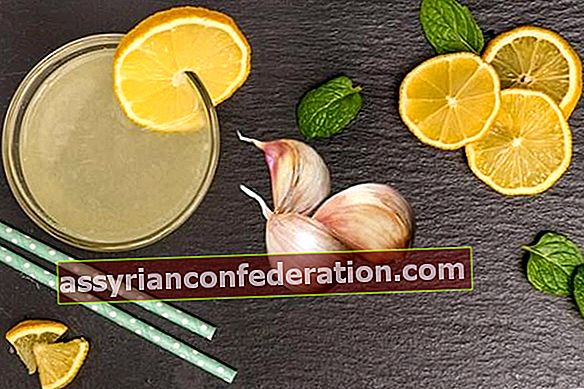 레몬 주스와 마늘 치료의 큰 이점!