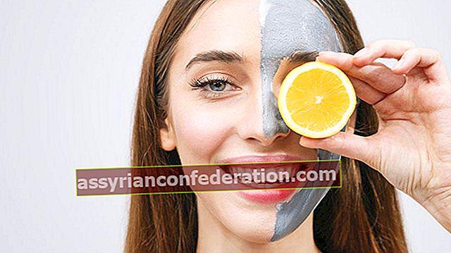 Ricetta della maschera al limone per le macchie della pelle