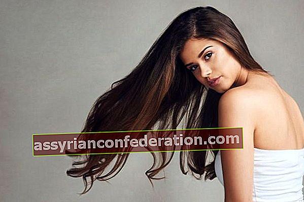 Colore dei capelli castano adatto a quale pelle e a chi? Scorre? Come mantenere?