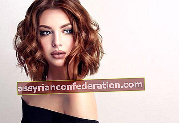 Per chi è buono il colore dei capelli caramello scuro? Scorre? Come mantenere?